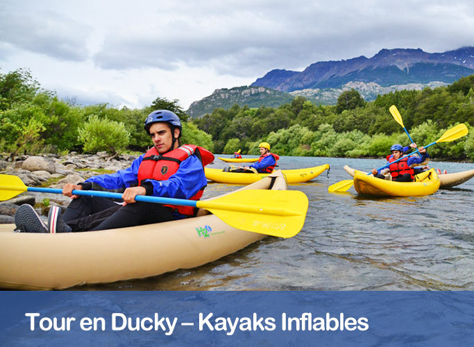Tour En Ducky – Kayaks Inflables